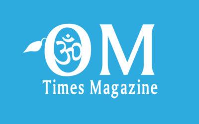 OM TIMES MAGAZINE: A Psychic Superstar