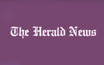 THE HERALD NEWS: Psychic Puts His Mind To It