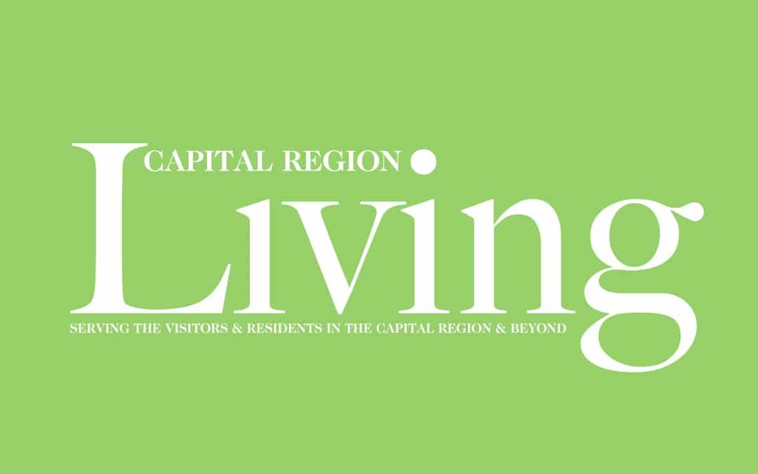 CAPITAL REGION MAGAZINE: Medium Small Talk