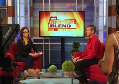 publicityMatt LIVE TV Interview in Las Vegas
