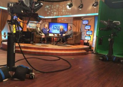 publicityMatt On Better Connecticut TV