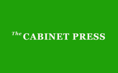 THE CABINET PRESS: Discovering The Psychic Gift