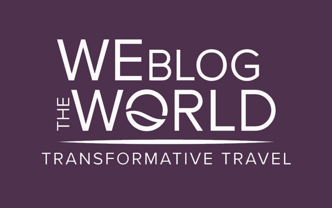 WE BLOG THE WORLD: Matt Fraser Brings Comfort From the Spirit World