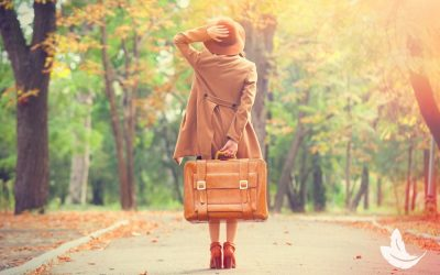 Leaving Behind Emotional Clutter & Negativity